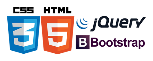 logo css html jquery bootstrap